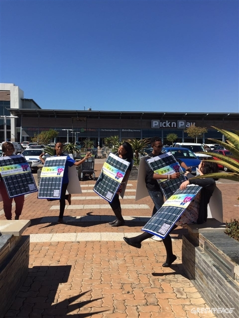 solar lovers pick n pay