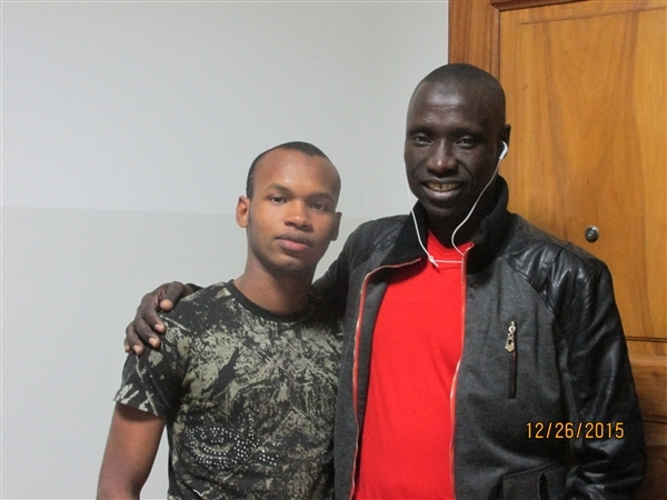 Ibrahima Mar Greenpeace Afrique