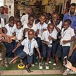 Notre expédition dans le bassin du Congo fut une réussite!
