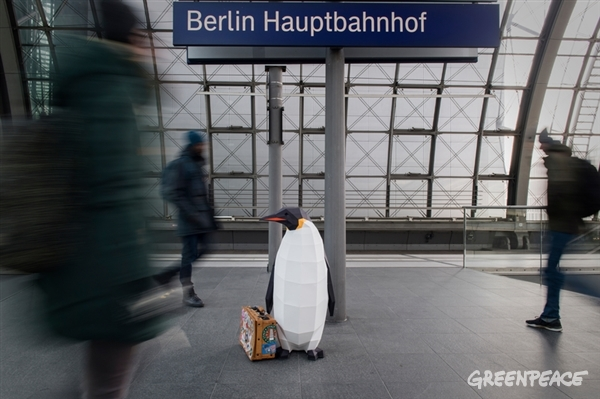 Ticking off one of the world's greatest cities, Berlin, to grab another all important suitcase travel sticker.