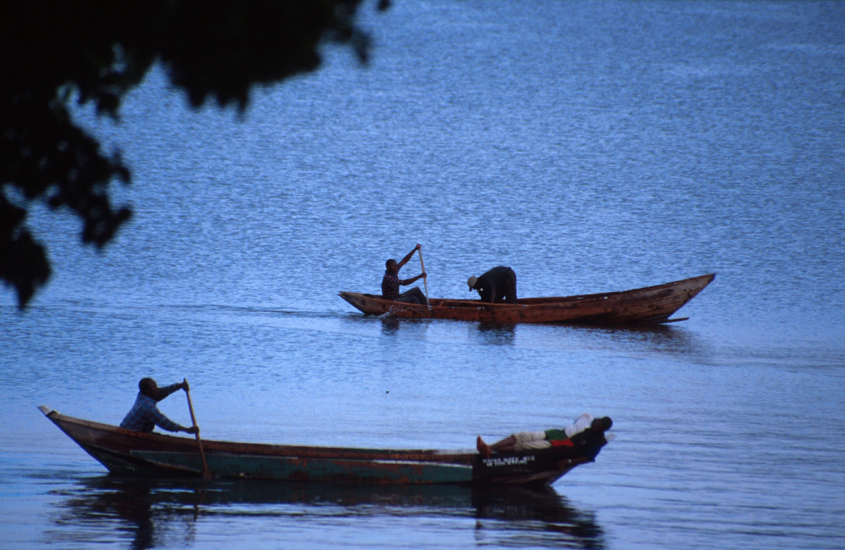 Life on Lake Victoria, Suba District, Kenya. © Jennifer Heslop