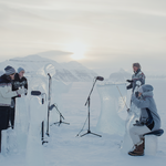 World's most northern ice concert performed in support of Ocean Sanctuaries