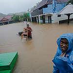 Greenpeace Afrique sur les inondations dans plusieurs pays du continent: « Sans Action pour le climat, nous ferons la queue pour l'Arche de Noé »