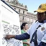 Greenpeace lamenta el fallecimiento de Belisario Palomo