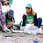 En Mar de Plata queremos la playa y el mar libre de plásticos