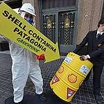 Shell está involucrada en el escándalo del basurero tóxico en la Patagonia