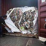 Greenpeace instó a los candidatos a Jefe de gobierno a que rechacen la importación de residuos