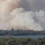 Greenpeace alerta sobre la quema de pastizales y la expansión de la ganadería sobre humedales y bosques