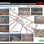 Greenpeace sobrevoló Formosa y documentó desmontes en diez fincas en distintos puntos de la provincia