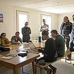 FarmErasmus : des fermiers belges invités par leurs collègues français