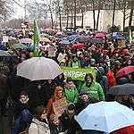 70.000 burgers wandelen zich warm voor het klimaat