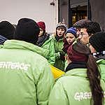 Vrijwilliger worden bij Greenpeace, waarom niet?