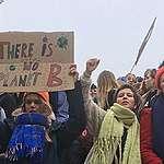 Les jeunes en marche pour le climat