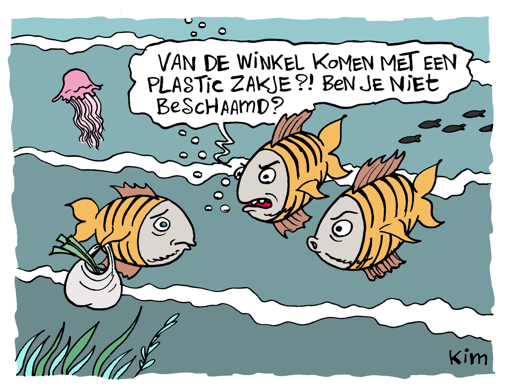 ©KIM - Plastic zakje (2019)
