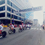 Greenpeace Belgium au Tour de France : le vélo contre la pollution de l'air