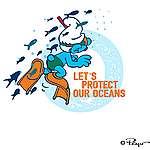 Challenge #drawthisinyourstyle: tekenen om de oceanen te beschermen