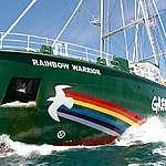 Le Rainbow Warrior sera bientôt en Belgique: venez le visiter !