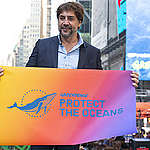Oscarwinnaar Javier Bardem komt op voor onze oceanen
