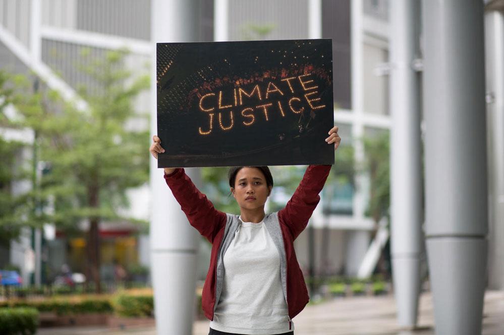 #UnitedForClimate : appel à une politique climatique équitable