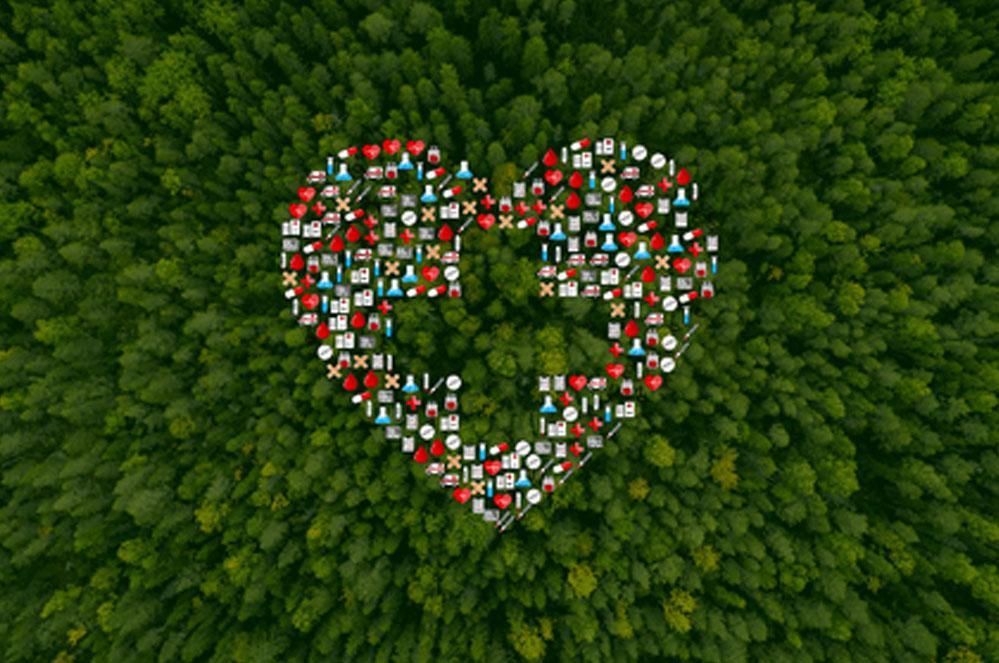 Prenez soin de vous, comme nous le faisons pour la planète