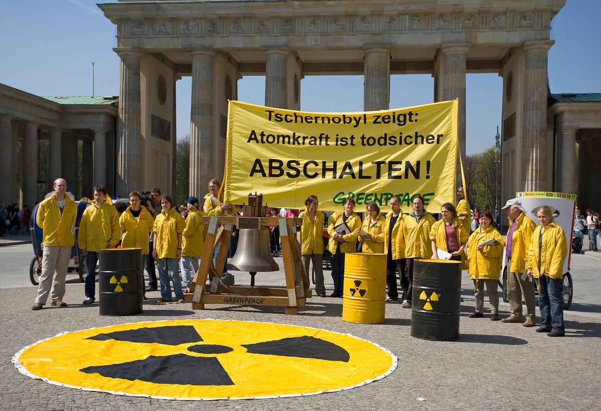 Desastre nuclear de Chernobyl completa 29 anos