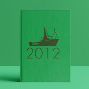Prestando Contas - Relatório Anual 2012