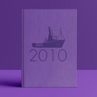 Prestando Contas - Relatório Anual 2010
