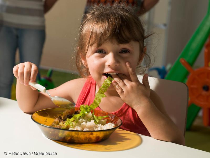 Comida boa e saudável é um direito de todos!