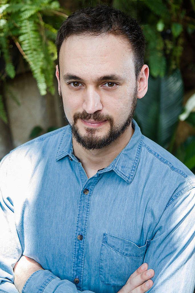 Guilherme Munhoz, coordenador do time de Soluções Digitais