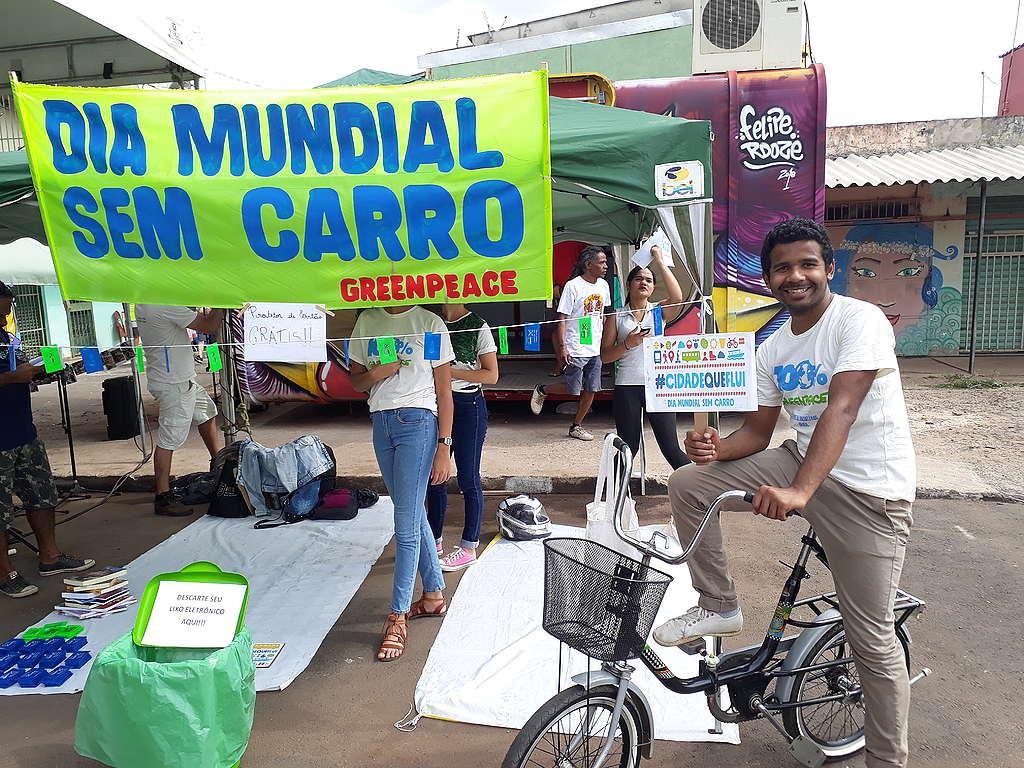 Dia Mundial Sem Carro em Brasília