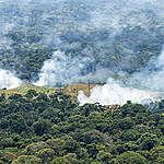 Em 2018 focos de calor se concentraram no oeste da Amazônia