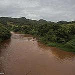A extensão da morte do rio Paraopeba