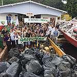 37ª Remada Ambiental, em Manaus, reúne mais de 120 voluntários em defesa do meio ambiente