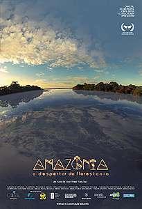 Cartaz do filme Amazonia, o despertar da florestania