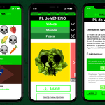 Na Semana do Meio Ambiente, artistas e ambientalistas lançam aplicativo inédito de ativismo