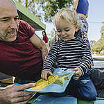 Ser pai é deixar um futuro melhor para as futuras gerações