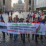 No Vaticano, indígenas denunciam violações de direitos e invasões de terras
