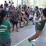 A união das mulheres de Cumuruxatiba contra o óleo