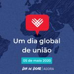 Participe do #DiadeDoarAgora, por um mundo mais verde!