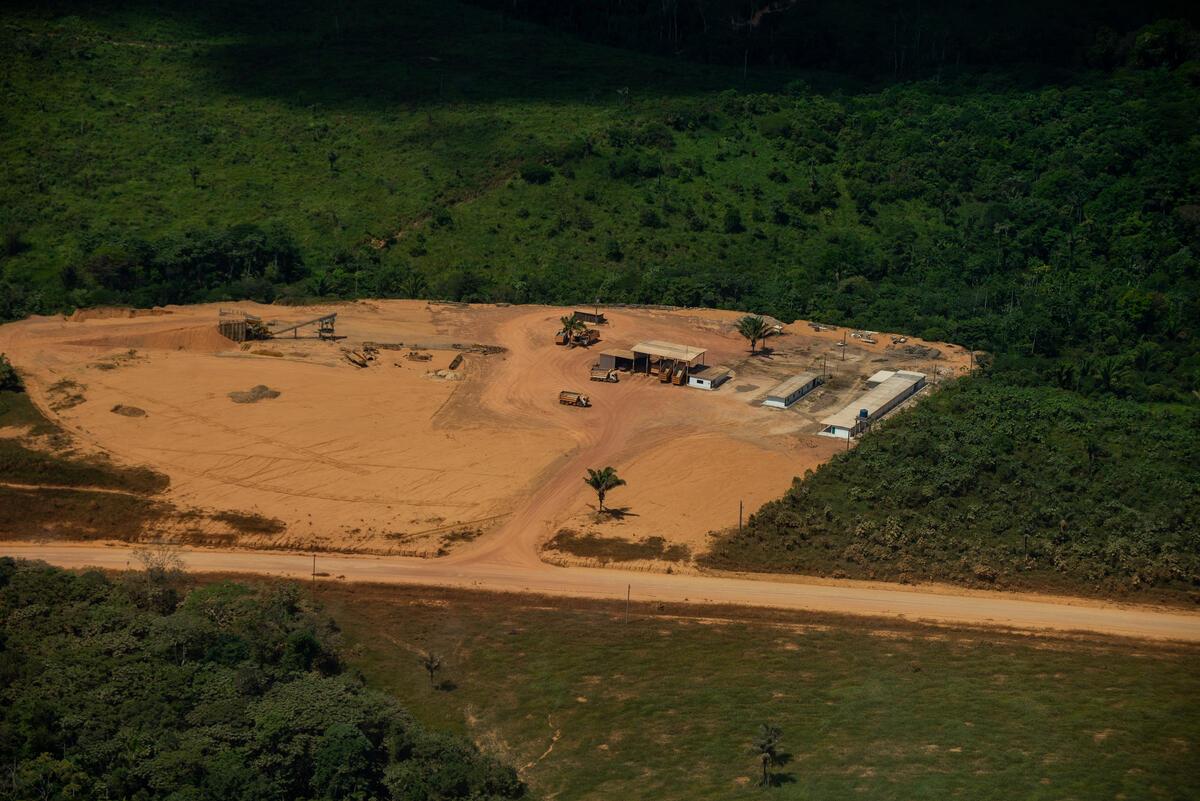 """Um Ano Após o """"Dia do Fogo"""" na Amazônia. © Christian Braga / Greenpeace"""
