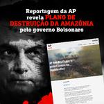 Como o governo Bolsonaro destrói nossas florestas