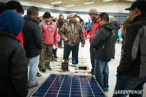 Mobile solar kit