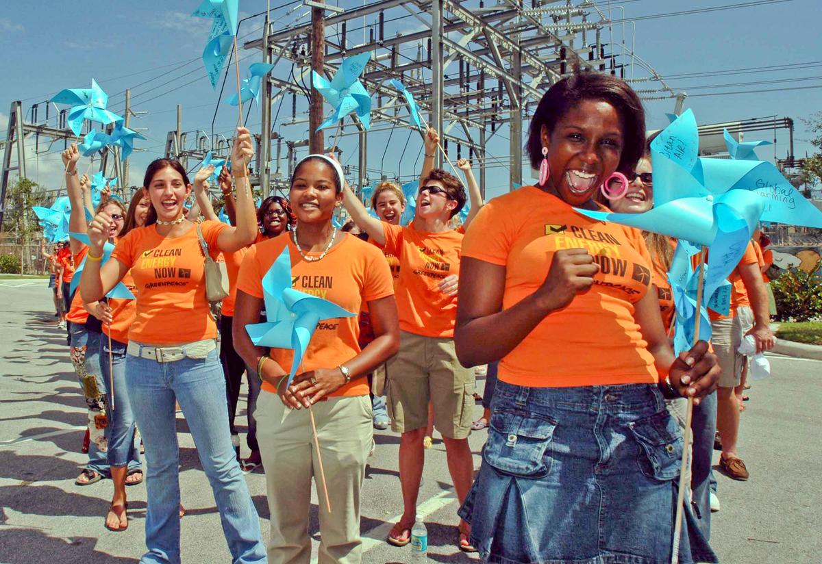 Clean Energy Rally