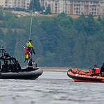 COMMUNIQUÉ DE PRESSE – Greenpeace Canada: le barrage aérien au navire-pétrolier est levé