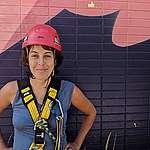 Qui sont les grimpeurs de l'action de Greenpeace Canada sur la tour du Parc olympique de Montréal?