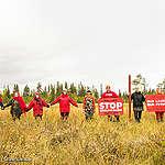 La ligne rouge – une semaine en solidarité avec le peuple sami de Finlande
