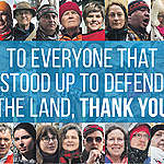 PRESS RELEASE: Greenpeace thanks the defenders who stood up to Trans Mountain in Globe and Mail ad