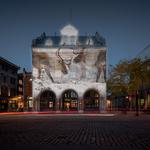 AVIS AUX MÉDIAS: Projection Artistique: une immersion virtuelle dans la forêt boréale
