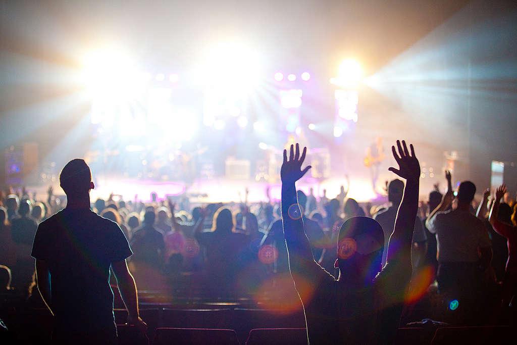 Concert. © Susan Lloyd Photography - Creative Common