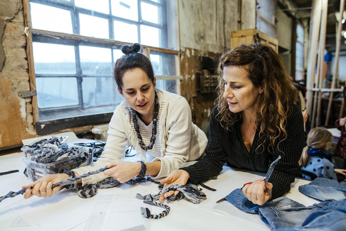 Impressions Make Something (Smthng) Week Berlin - Visitors, Makers and Workshops - 2nd Day. © Manuela Clemens